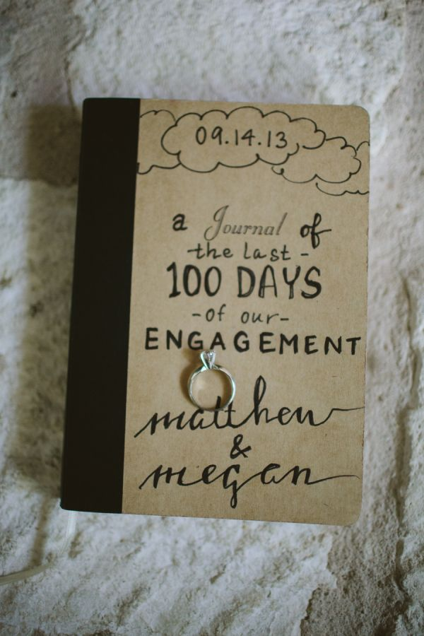 Online Gift For Husband On Wedding Night : 13. Present him with a heartfelt journal full of notes from your ...