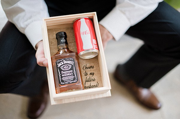 20 seriously sweet wedding morning gift ideas for grooms last week we tackled gift ideas for the ladies hint hint lads and now its the grooms turn the wedding morning is going to be all sorts of emotional as negle Choice Image