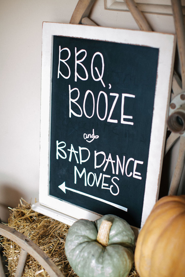 13 Brilliant Wedding Signs That Will Give Guests a Laugh ...