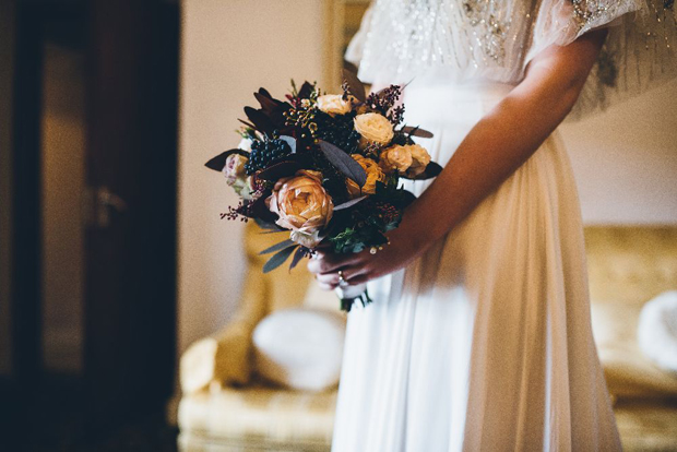 Wedding Bouquet By Tiger Lily Flowers Based In Donegal Delivers To Other Counties