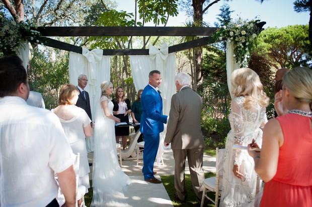 a delightful destination wedding at quinta jacintina