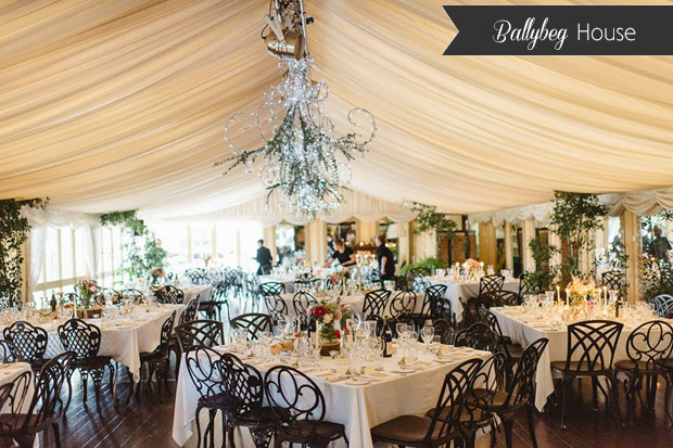 14 Magnificent Marquee Wedding Venues in Ireland images 10