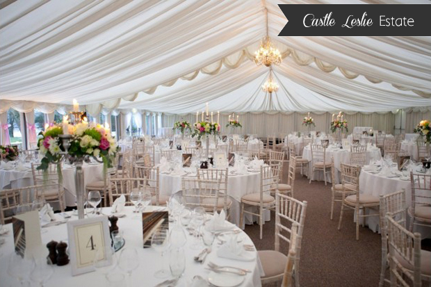 14 Magnificent Marquee Wedding Venues In Ireland Weddingsonline