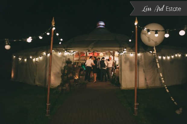14 Magnificent Marquee Wedding Venues in Ireland images 12