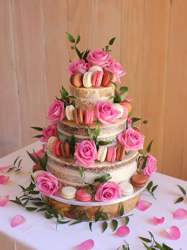 32 WOW Wedding Cakes from Irish Cake Makers weddingsonline