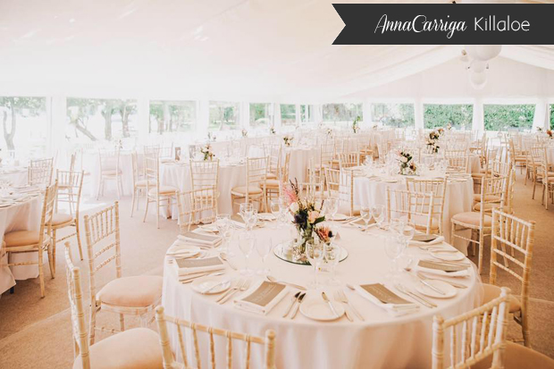 14 Magnificent Marquee Wedding Venues in Ireland images 9