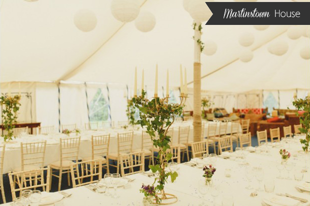 14 Magnificent Marquee Wedding Venues in Ireland images 11