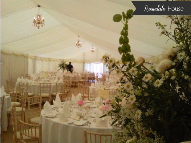 14 Magnificent Marquee Wedding Venues in Ireland images 13