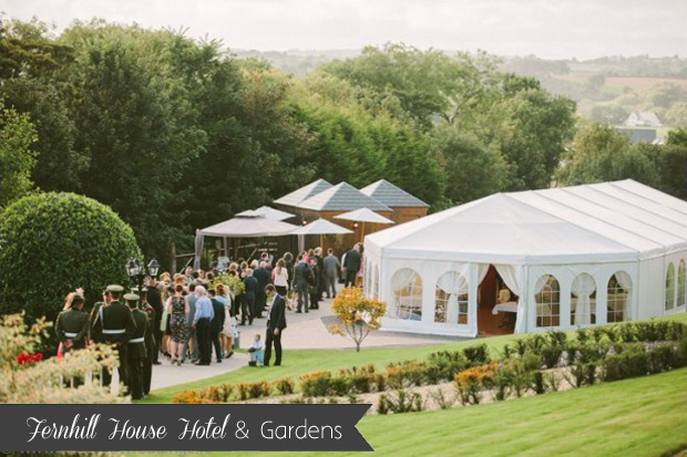 14 Magnificent Marquee Wedding Venues in Ireland images 5