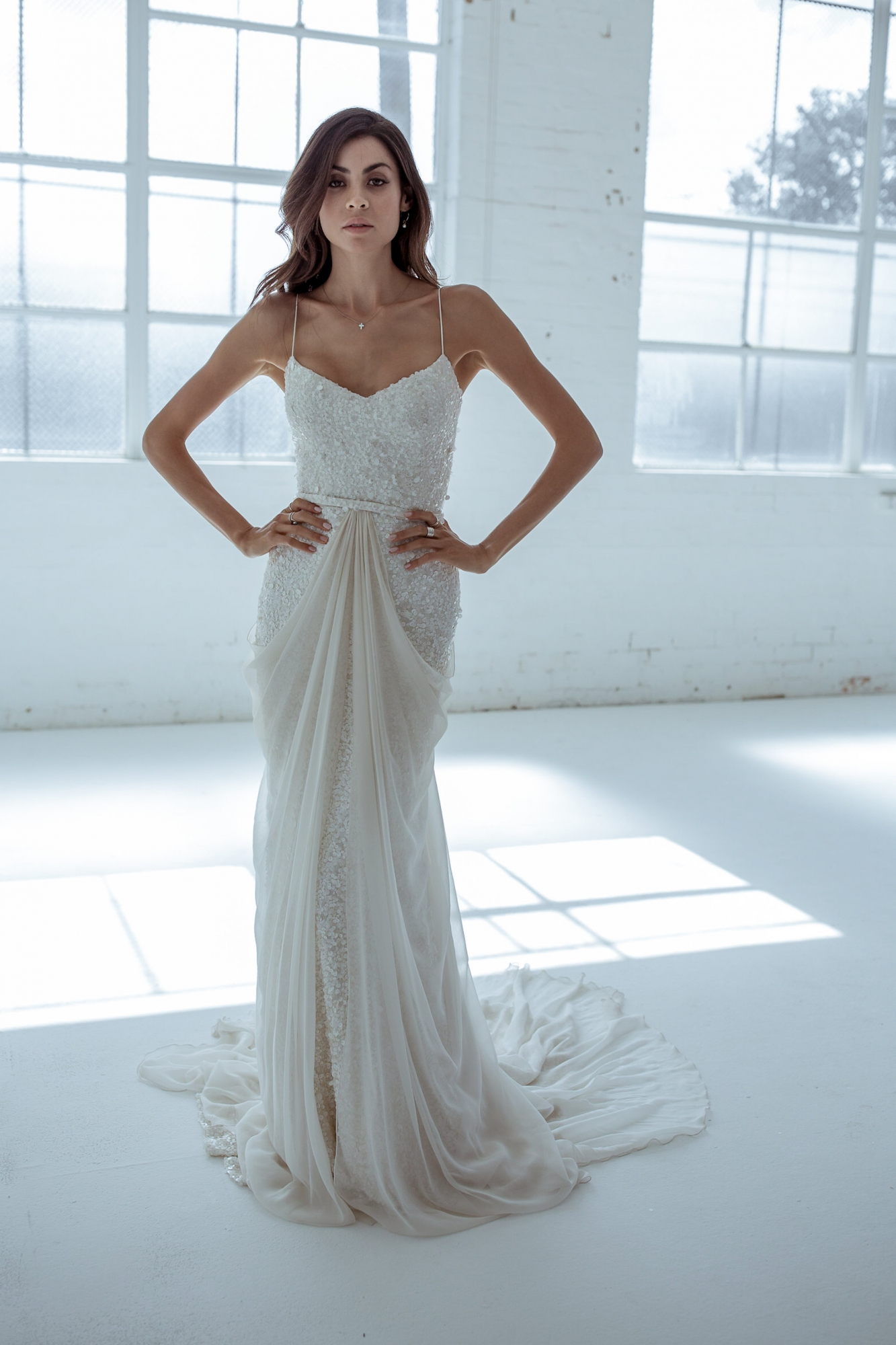 30 Seriously Glam Wedding Dresses for 2018 Brides | weddingsonline