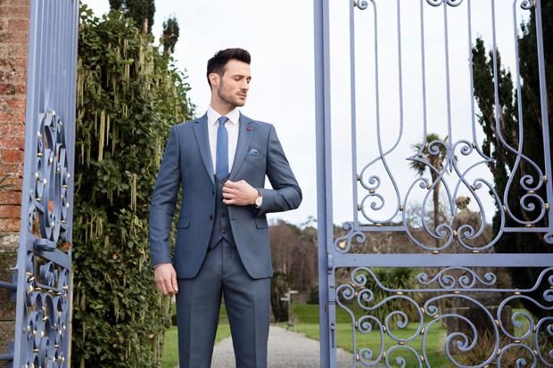 33 Stylish Suits for 2018 Grooms | weddingsonline