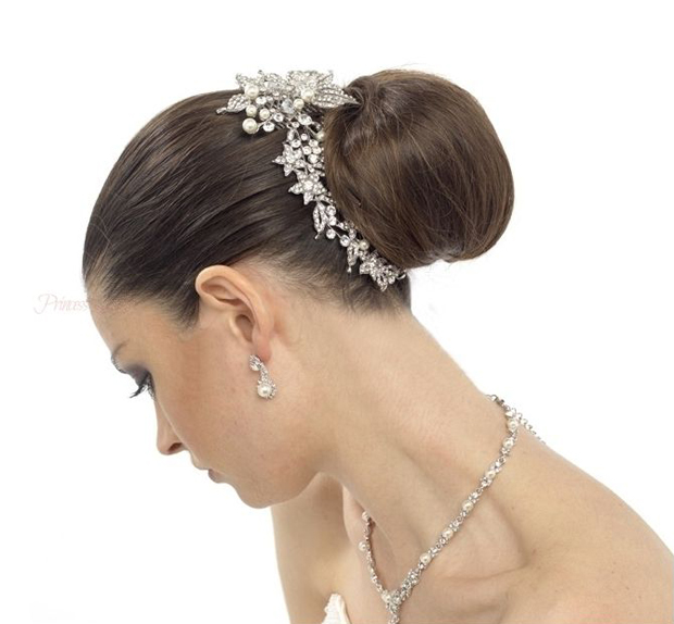 Headpieces For Weddings Dublin: 33 Incredible Hair Accessories For Brides