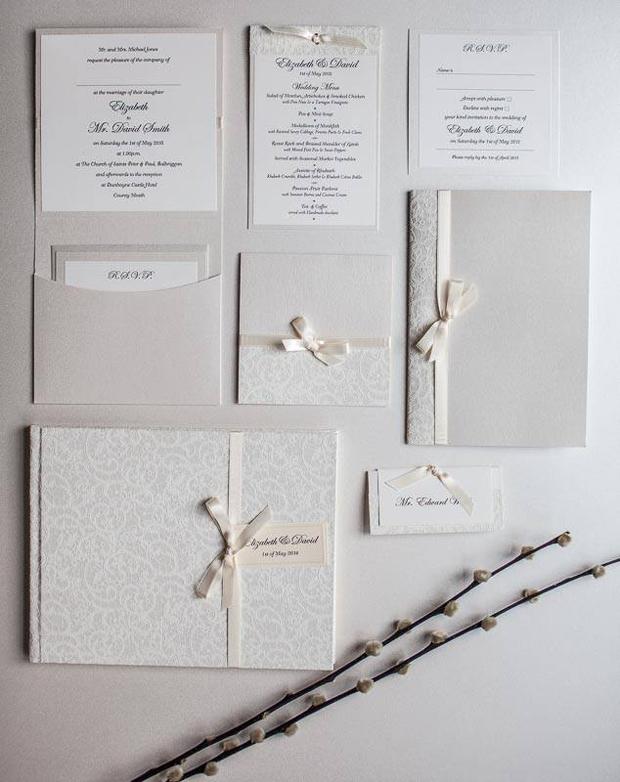 60 Stunning Wedding Invitations for 2018 Couples | weddingsonline