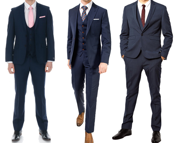 33 Stylish Suits for 2018 Grooms | weddingsonline