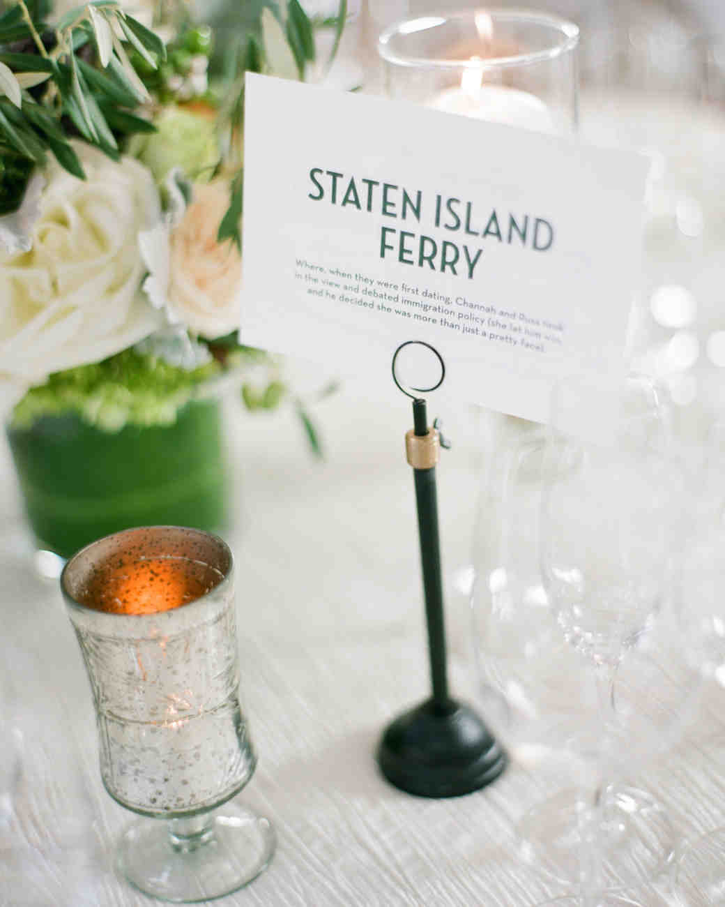 Table Names Wedding: 10 Brilliant Ways To Personalise Your Wedding Table Names