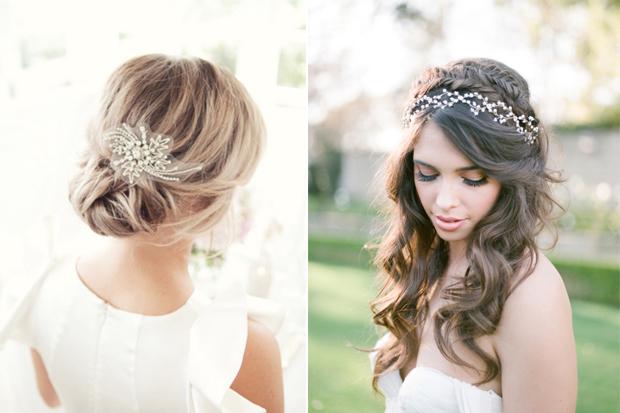 The 17 Most Pinned Wedding Hairstyles in 2017 | weddingsonline
