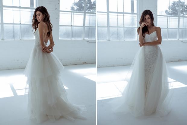 20 Dreamy Winter Wedding Dresses | weddingsonline