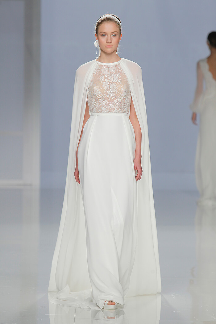 9 of the Biggest Wedding Dress Trends for 2018