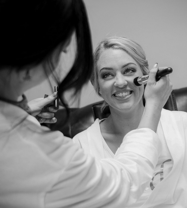 A Fun DIY Wedding at The Station House Hotel images 10