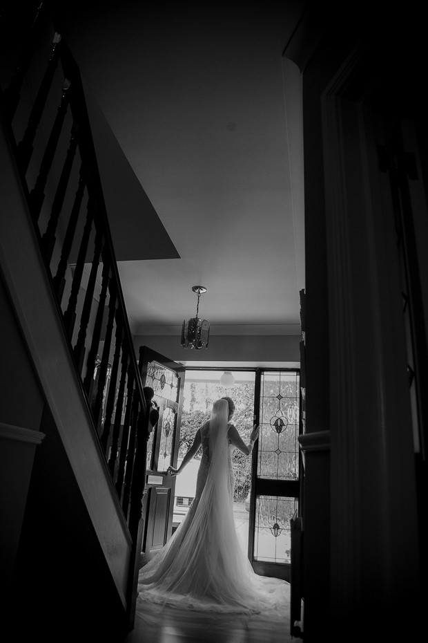 A Fun DIY Wedding at The Station House Hotel images 28