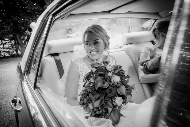 A Fun DIY Wedding at The Station House Hotel images 32