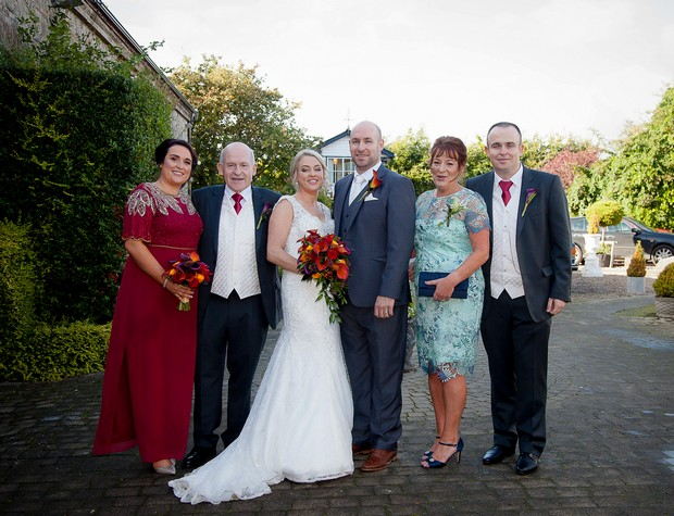 A Fun DIY Wedding at The Station House Hotel images 50