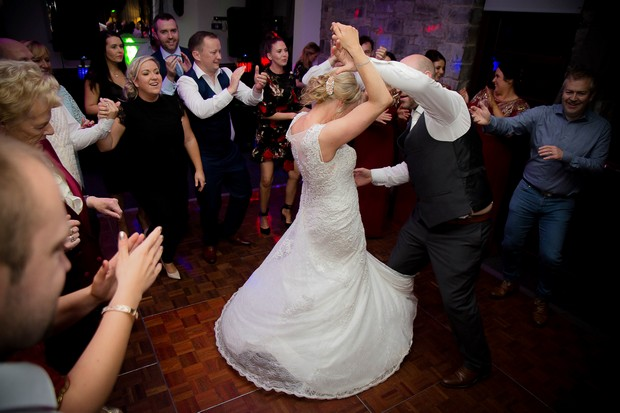 A Fun DIY Wedding at The Station House Hotel images 62
