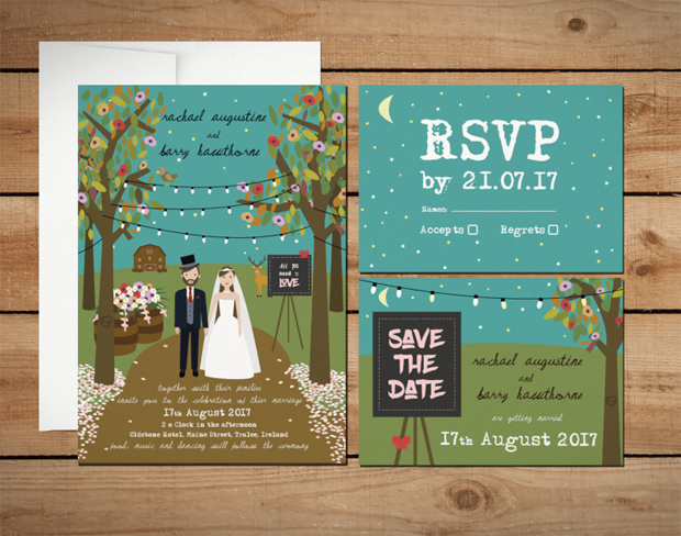 Top Wedding Stationery Trends for 2018