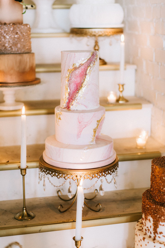 The Biggest Wedding Cake Trends for 2018