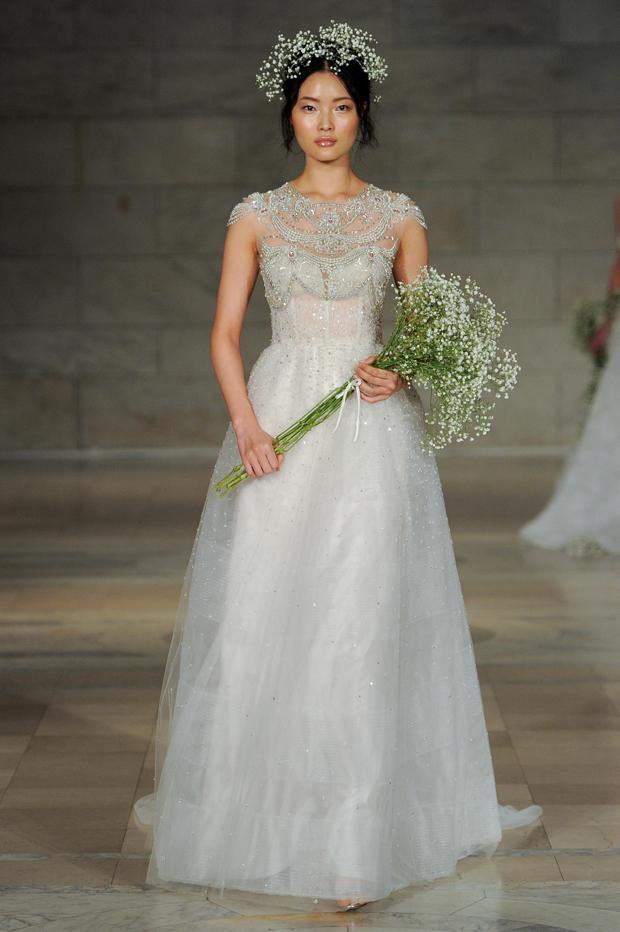 6305a36c53ef 9 of the Biggest Wedding Dress Trends for 2018 | weddingsonline