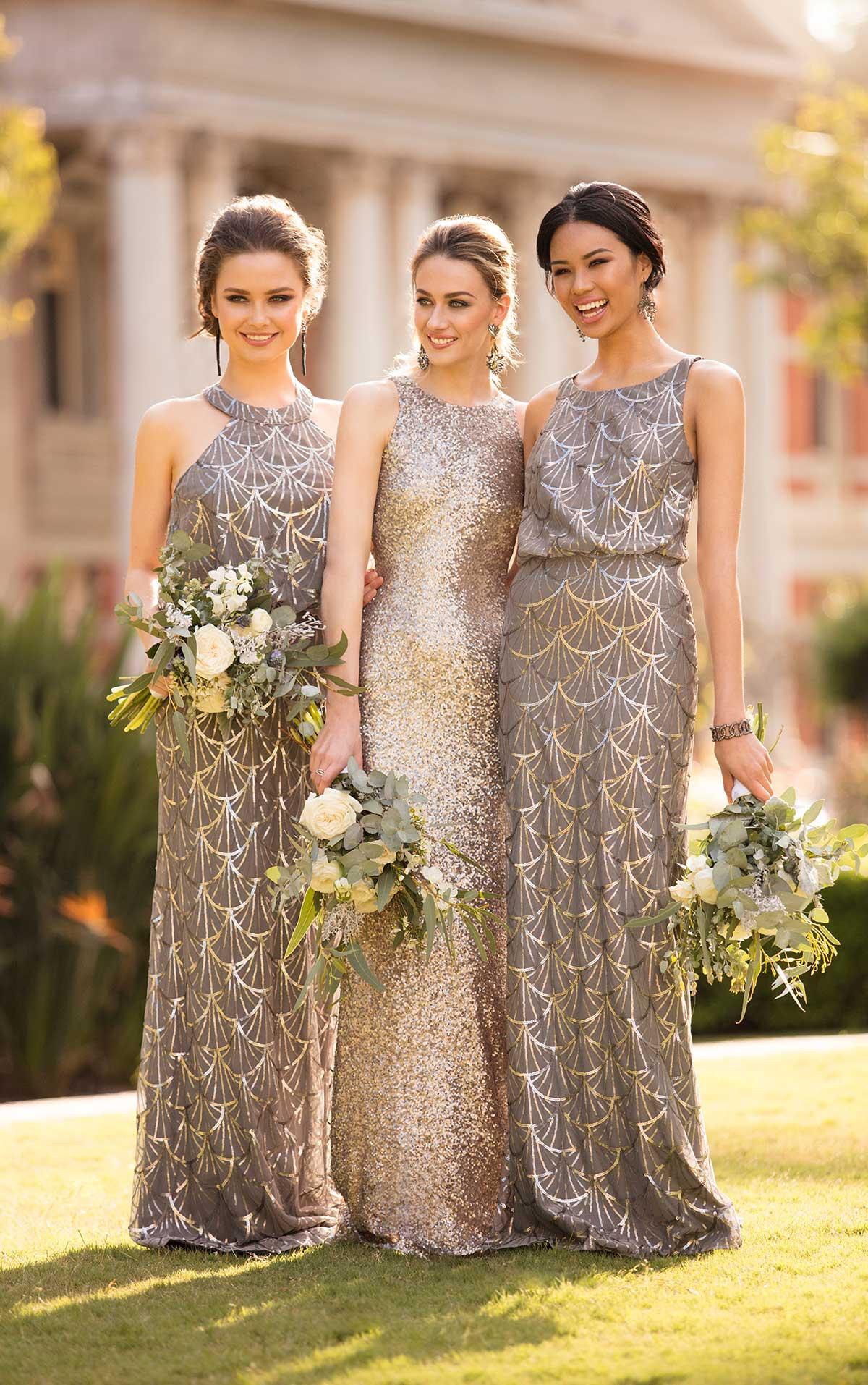 10 Beautiful Bridesmaid Dress Trends for 2018 Weddings ...