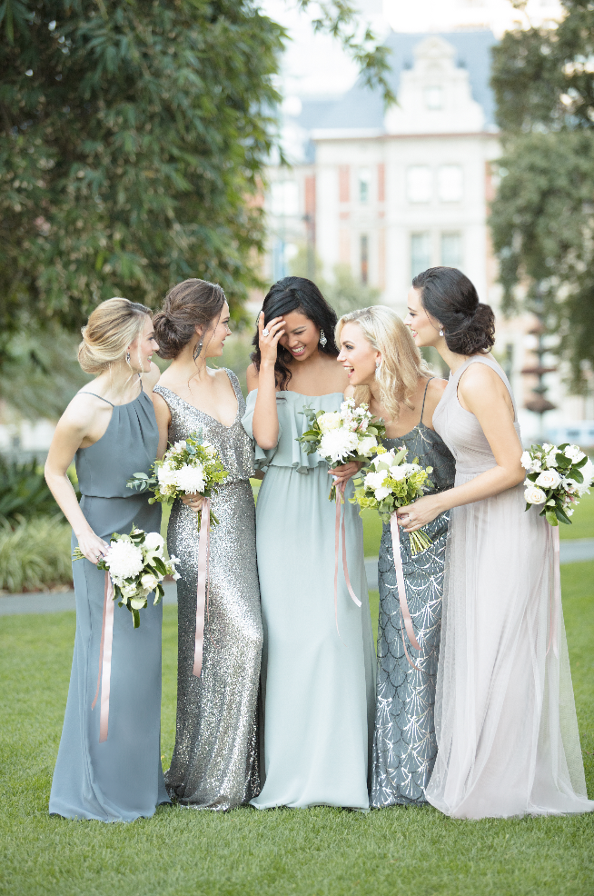 a7f2e92060b 10 Beautiful Bridesmaid Dress Trends for 2018 Weddings