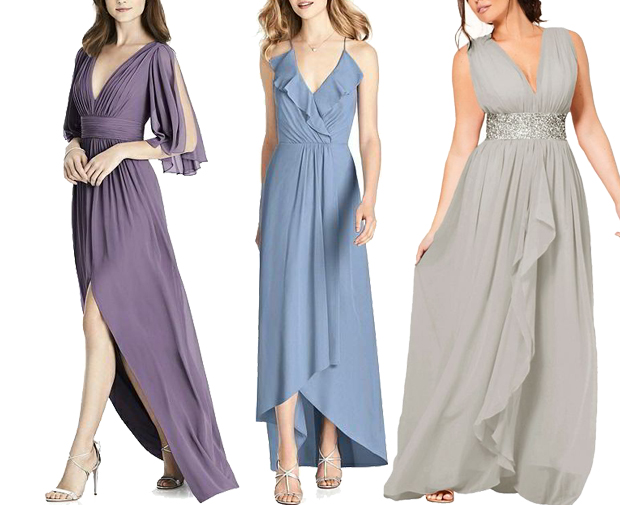 Bridesmaid Dress Trends Part 2 - Get the Look! | weddingsonline