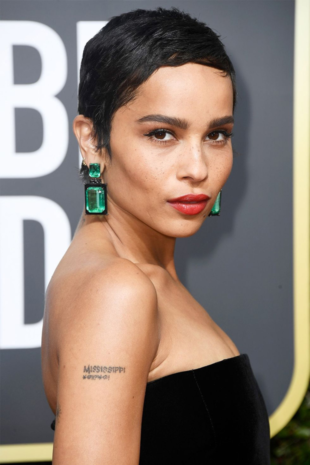 10 Fab Beauty Looks from the 2018 Golden Globes images 6