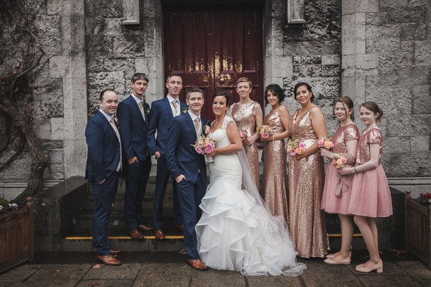 A Gorgeous Winter Wedding at Galway Bay Hotel by Alex Zarodov Photography images 18