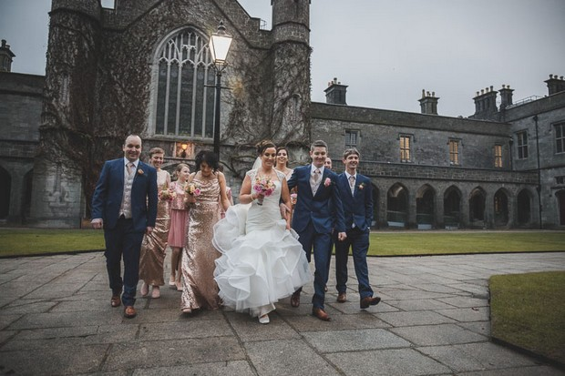 A Gorgeous Winter Wedding at Galway Bay Hotel by Alex Zarodov Photography images 20