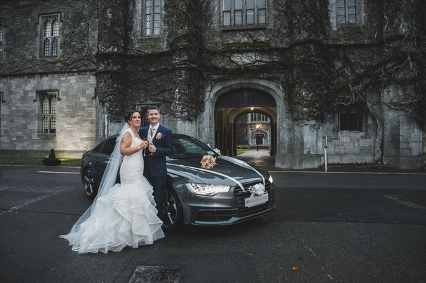 A Gorgeous Winter Wedding at Galway Bay Hotel by Alex Zarodov Photography images 21