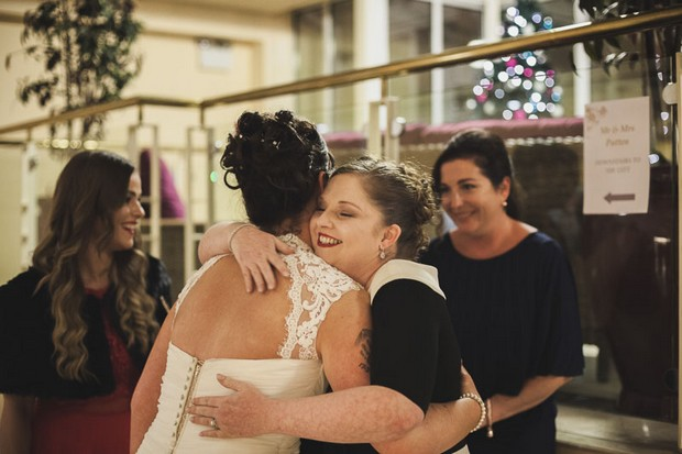 A Gorgeous Winter Wedding at Galway Bay Hotel by Alex Zarodov Photography images 27