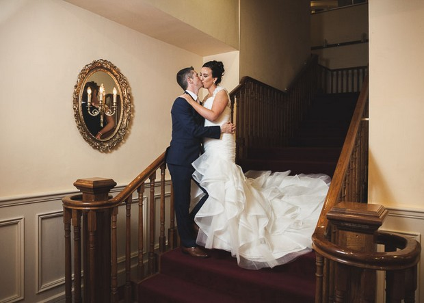 A Gorgeous Winter Wedding at Galway Bay Hotel by Alex Zarodov Photography images 29