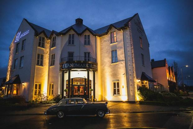 Purple Reign – Amy & Noel's Landmark Hotel Wedding by Alex Zarodov Photography images 22