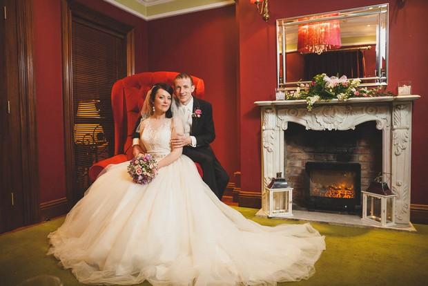 Purple Reign – Amy & Noel's Landmark Hotel Wedding by Alex Zarodov Photography images 27