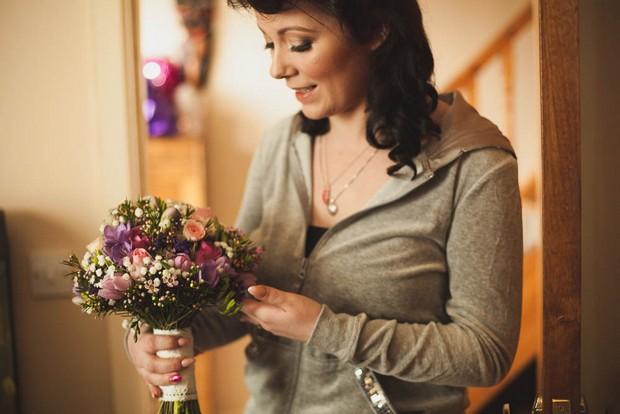 Purple Reign – Amy & Noel's Landmark Hotel Wedding by Alex Zarodov Photography