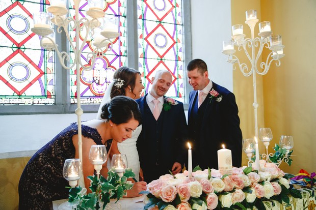 A Charming Ballykisteen Wedding by McMahon Studios images 33