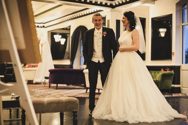Purple Reign – Amy & Noel's Landmark Hotel Wedding by Alex Zarodov Photography images 34