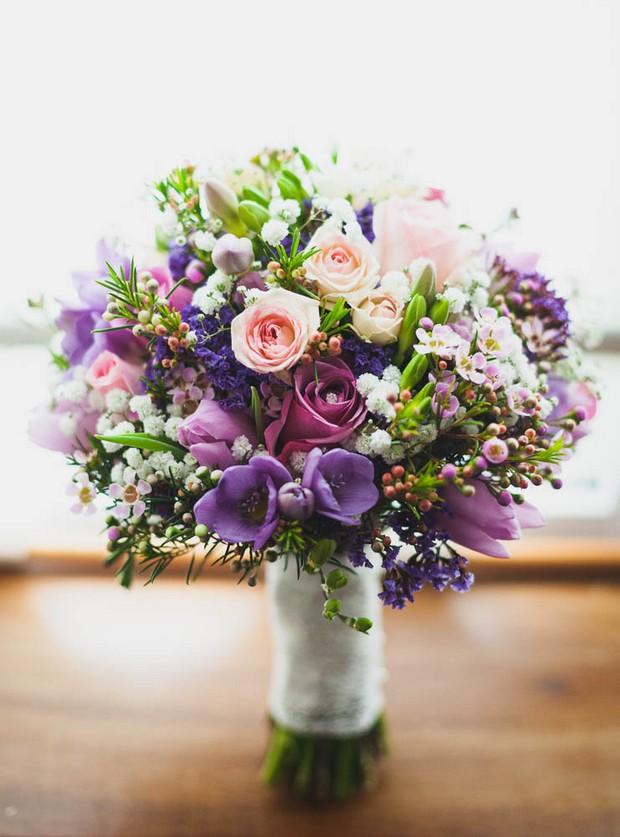Purple Reign – Amy & Noel's Landmark Hotel Wedding by Alex Zarodov Photography images 1