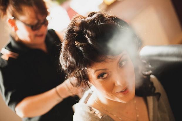 Purple Reign – Amy & Noel's Landmark Hotel Wedding by Alex Zarodov Photography images 2