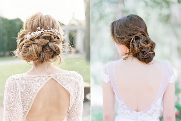 Wedding hairstyles bridal updos weddingsonline hair beauty wedding hairstyles junglespirit Gallery