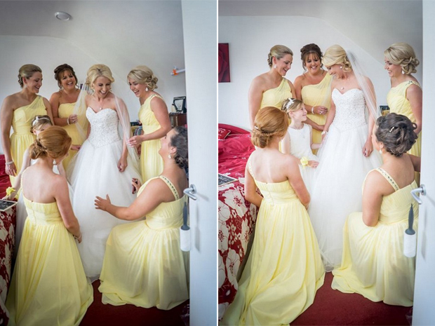 A Fun Footie Themed Wedding at Knightsbrook Hotel by M&M Photography images 14