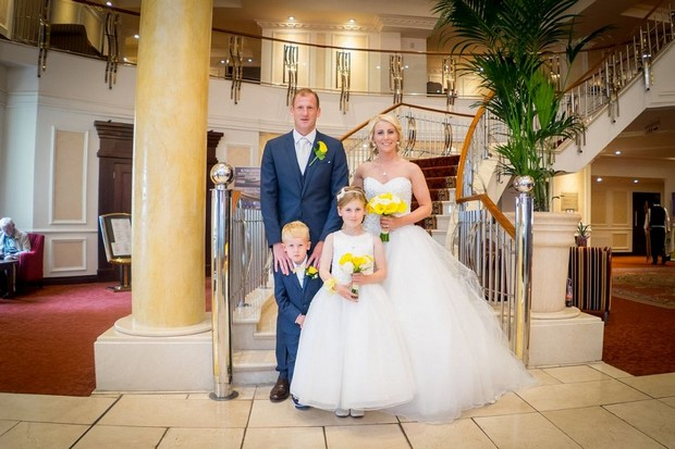 A Fun Footie Themed Wedding at Knightsbrook Hotel by M&M Photography images 60