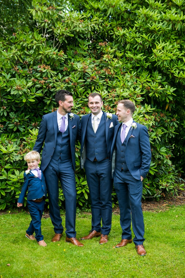 beautiful design how to serch meticulous dyeing processes 16 Stylish Navy Suits for Grooms | weddingsonline